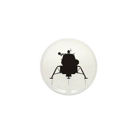 Lunar Module Mini Button (100 pack)