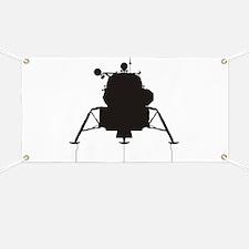 Lunar Module Banner