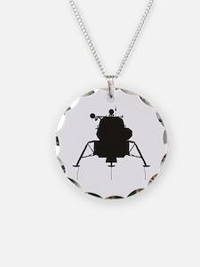 Lunar Module Necklace