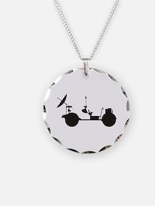 Lunar Rover Necklace