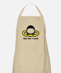 Make Mine A Double Apron