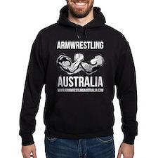 Armwrestling Australia Men's Dark Hoodie
