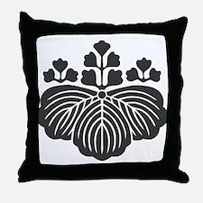 53kiri(DG) Throw Pillow