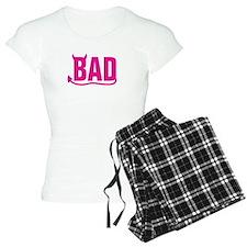 Bad - Pink horns and tail Pajamas