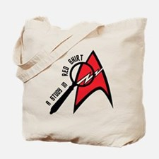 A Study in Redshirt Tote Bag