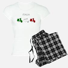 Italian Scooter Pajamas