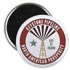 Keystone XL Pipeline Magnet