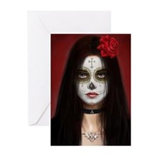 Pretty Dead Greeting Cards (Pk of 10)