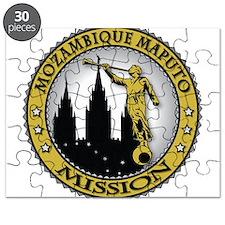Mozambique Maputo LDS Mission Puzzle