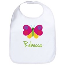 Rebecca The Butterfly Bib