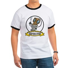 WORLDS GREATEST DEEP SEA DIVER T
