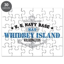 US Navy Whidbey Island Base Puzzle