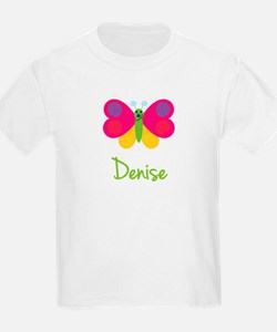 Denise The Butterfly T-Shirt