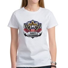 Official US Navy Veteran Tee