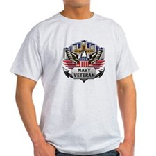 Official US Navy Veteran T-Shirt