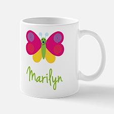 Marilyn The Butterfly Mug