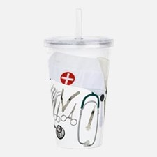 MedicalToolsFunds08230 Acrylic Double-wall Tumbler