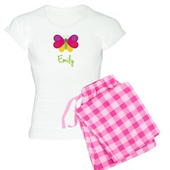 Emily The Butterfly Pajamas