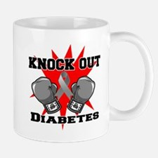 Knock Out Diabetes Mug