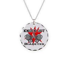 Knock Out Diabetes Necklace
