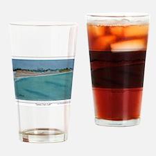 Santa Cruz Left Drinking Glass
