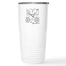Bike Assembly Travel Mug