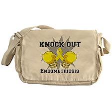 Knock Out Endometriosis Messenger Bag