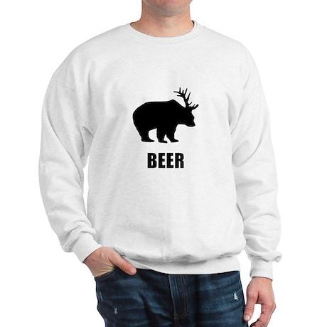Beer Bear Sweatshirt