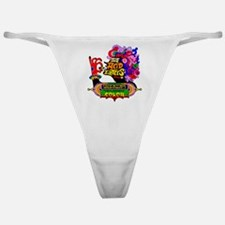 Acid Eaters Classic Thong
