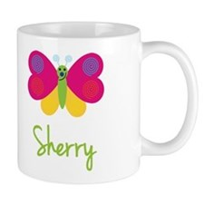 Sherry The Butterfly Small Mugs