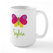 Sylvia The Butterfly Mug