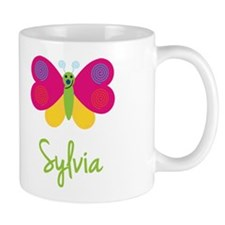 Sylvia The Butterfly Small Small Mug