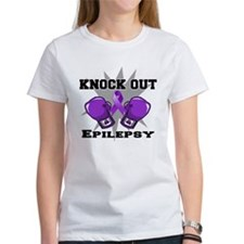 Knock Out Epilepsy Tee