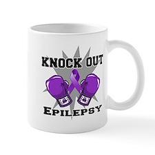 Knock Out Epilepsy Mug
