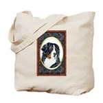 Bernese Mountain Dog Designer 3 Tote Bag