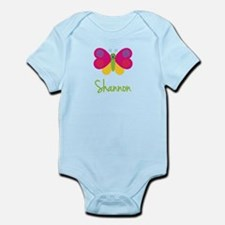 Shannon The Butterfly Onesie