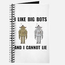 I Like Big Bots Journal