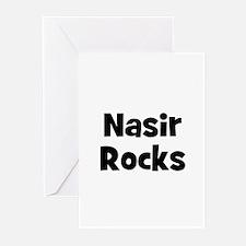 Nasir Rocks Greeting Cards (Pk of 10)