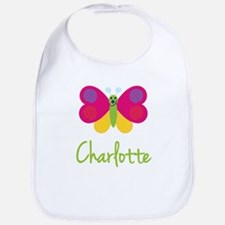 Charlotte The Butterfly Bib