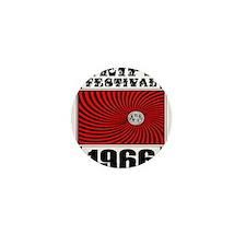 Trips Festival 1966 Retro Mini Button
