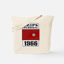 Trips Festival 1966 Retro Tote Bag