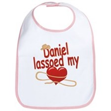 Daniel Lassoed My Heart Bib