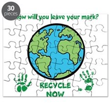 Cute Earth Puzzle
