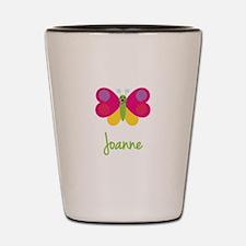 Joanne The Butterfly Shot Glass