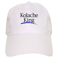 Kolache King Items Baseball Cap
