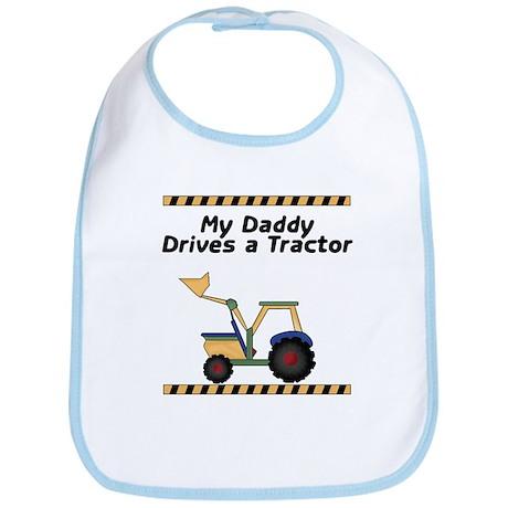 My Daddy Drives a Tractor Bib