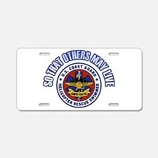 That Others May Live Aluminum License Plate