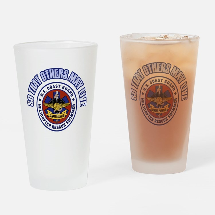 That Others May Live Drinking Glass