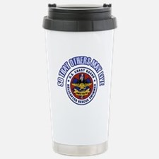 That Others May Live Stainless Steel Travel Mug