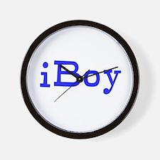 iBoy Wall Clock